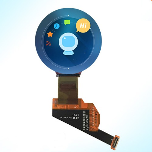 Liquid Crystal Displays and Modules
